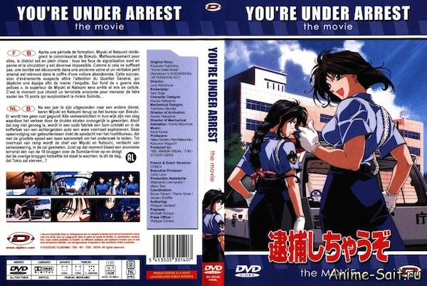 Вы арестованы (фильм) / You're Under Arrest: The Motion Picture (1999/RUS)